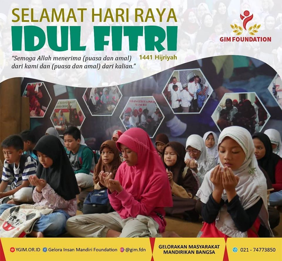 Kegiatan Ramadhan 1441 H