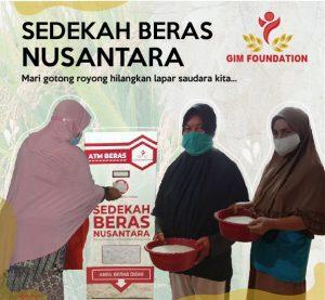 Sedekah Beras se Indonesia