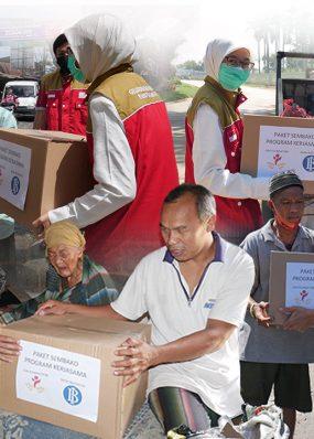 program csr, pelaksanaan csr di indonesia, yayasan inspirasi, contoh csr di indonesia, bank indonesia, gelora insan mandiri, gimfoundation